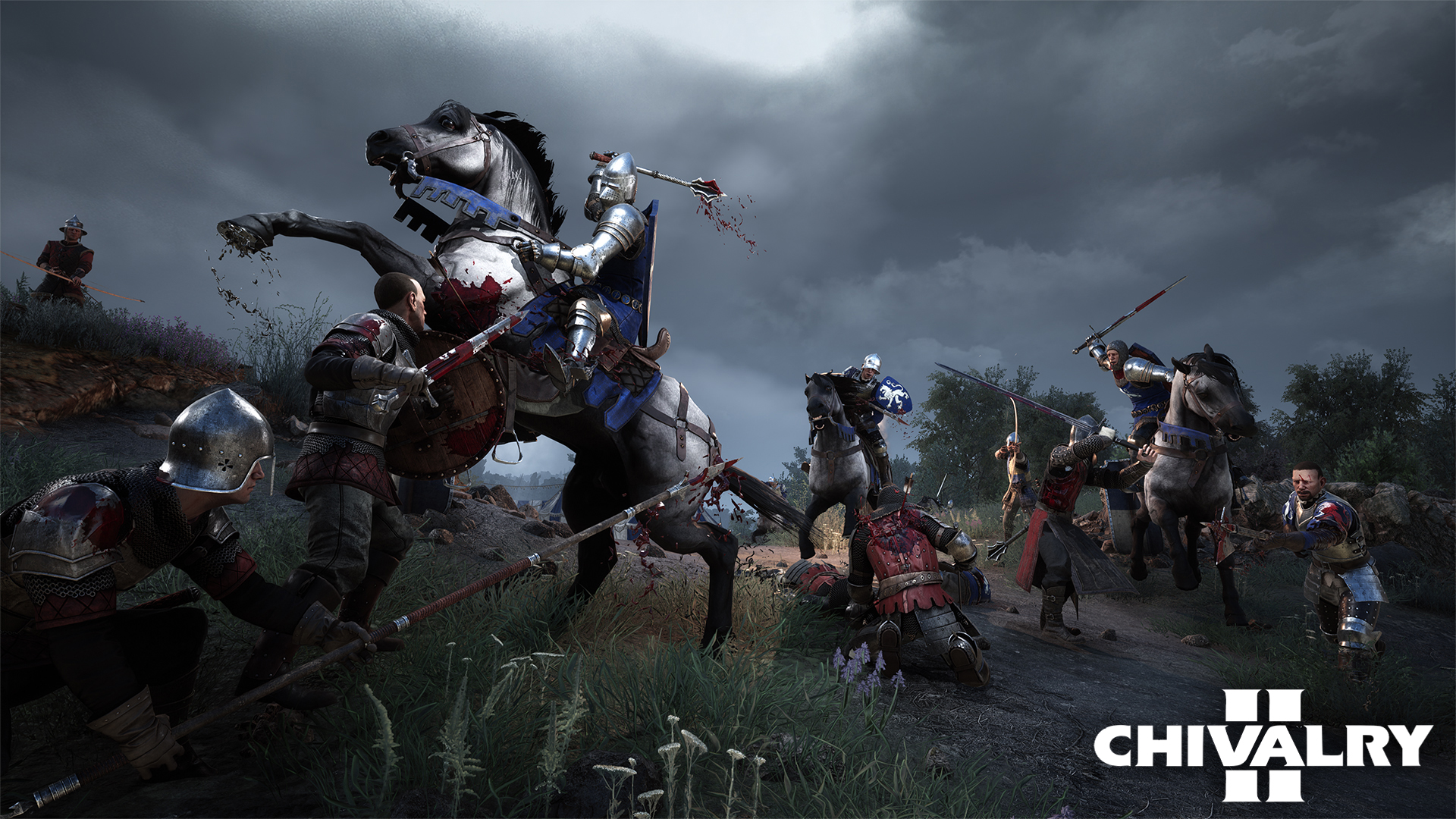 Medieval Games 2020.First Screenshots Revealed Chivalry 2